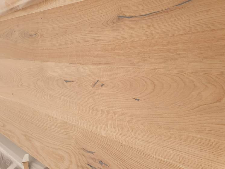 Natural Trentino 14mm Engineered Oak - Click
