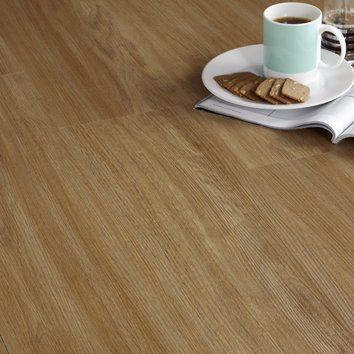 Warm Oak LVT Click Flooring