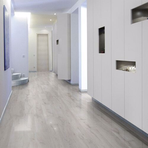 Grey Stone Oak Super High Gloss 8mm