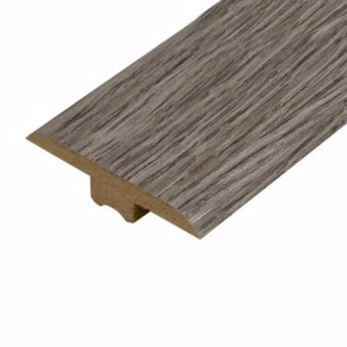 Soft Grey Laminate Door Bar T-Bar - 0.9m