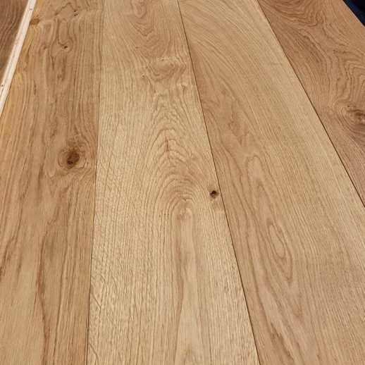 15mm x 150mm Brushed & Oiled Engineered Oak