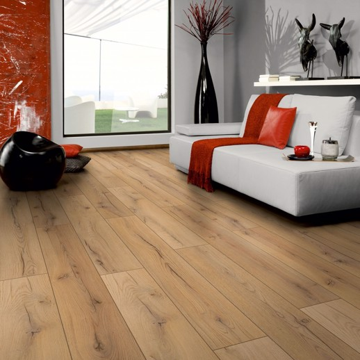 Century Oak Beige 7mm Laminate Flooring