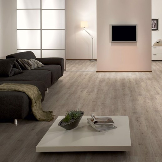 Trend Oak Grey 8mm Laminate Flooring