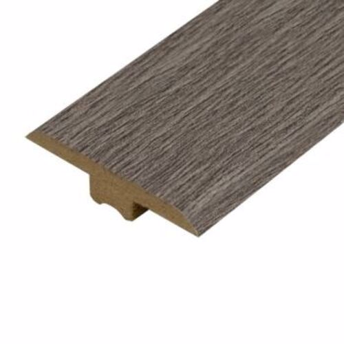 Oak Grey Laminate Door Bar T-Bar - 0.9m