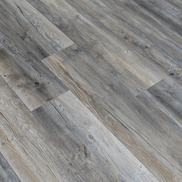 Grey Oak Effect 10mm Narrow Laminate, Commercial Grade Laminate Flooring Uk