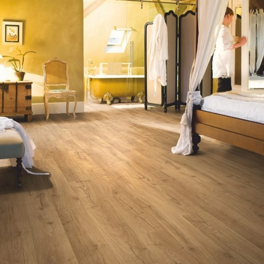 Quickstep Aquanto Natural Oak 8mm