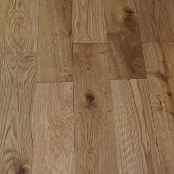 18mm x 125mm Engineered Oak Wood Flooring