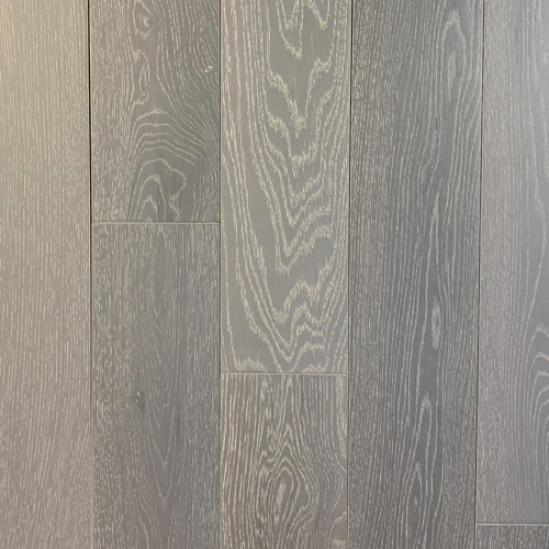 Brushed Oak Grey 13mm Engineered Oak