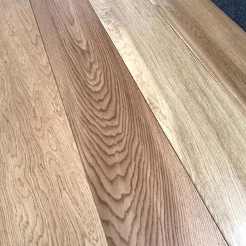 20/6mm x 190mm Lacquered Engineered Oak