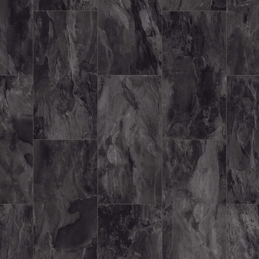 Black Slate Tile Laminate 8mm