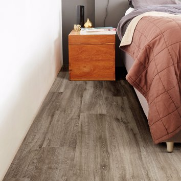 Limed Oak LVT Click