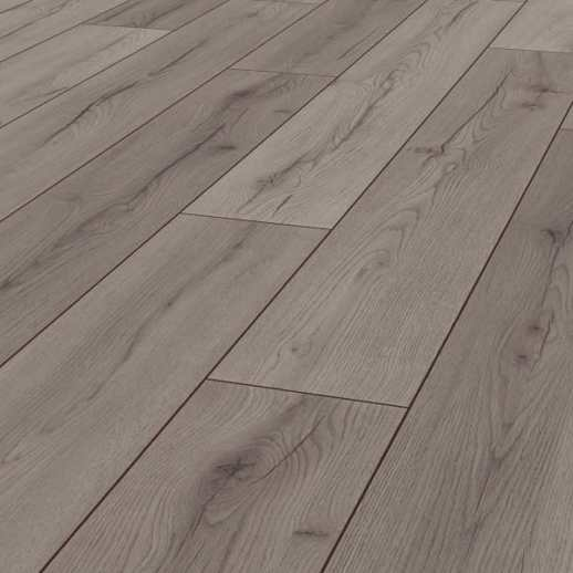 Dove Grey Oak 8mm Laminate Flooring