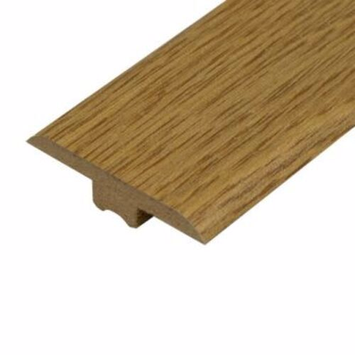 Oiled Oak Laminate Doorbar - T-Bar 0.9m