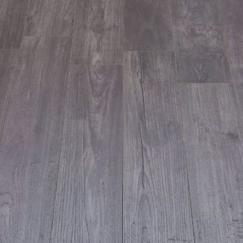 Nostalgia Teak Graphite Grey 8mm Laminate Flooring
