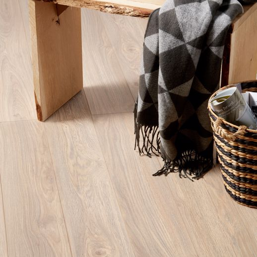 Gladstone Natural Laminate Flooring 8mm