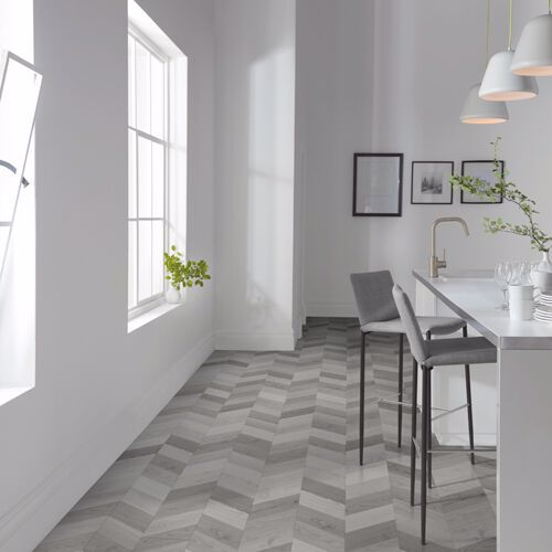 Camden Herringbone Light 8mm