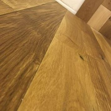 14mm Brushed & Oiled Natural Engineered Oak
