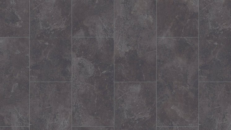 Black Slate Tile Effect Laminate Flooring