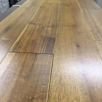 Tropical Acacia Walnut Engineered Flooring