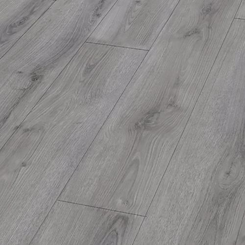 Solero Grey Oak 12mm Laminate Flooring