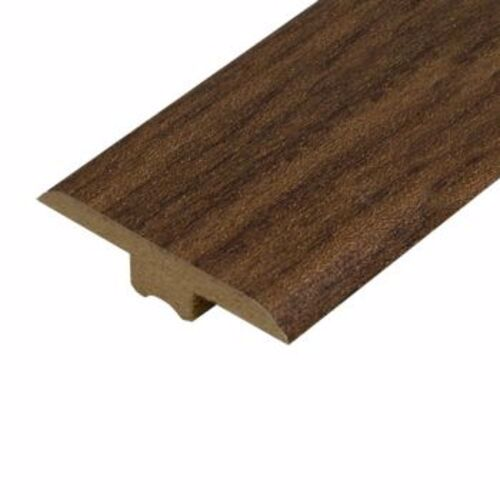 Walnut Laminate Doorbar - T-Bar 0.9m