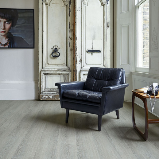 Brushed Grey Timber LVT Vinyl Click
