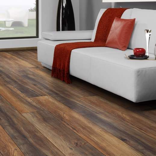 Distressed Harbour Oak Laminate Flooring