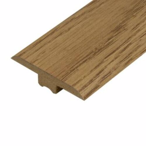 Enhanced Oak Laminate Door Bar - T-Bar - 0.9m