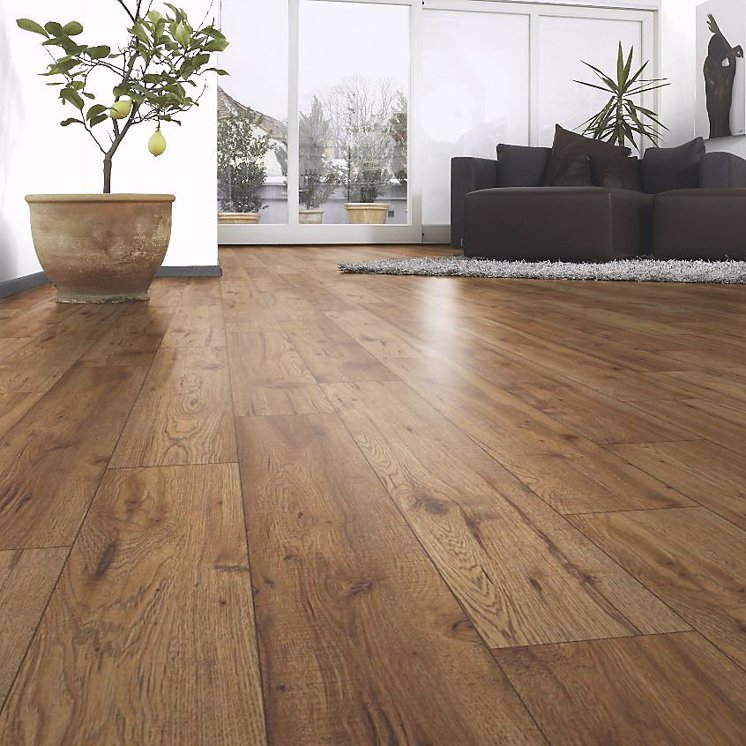 Ostend Oxford Oak Laminate 10mm