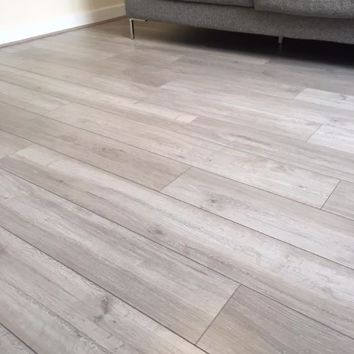 Rockford Grey Oak 12mm Laminate Flooring