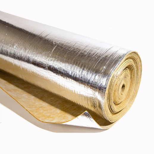 2mm Heavy Duty Foil Underlay