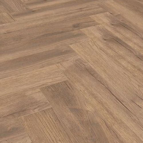 Sun Bleached Oak 8mm Herringbone