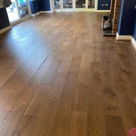 Dark Characteristic Oak 14mm x 190mm