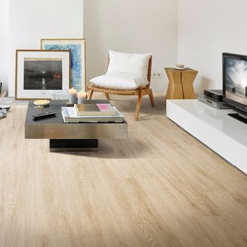Natural Oak LVT Click