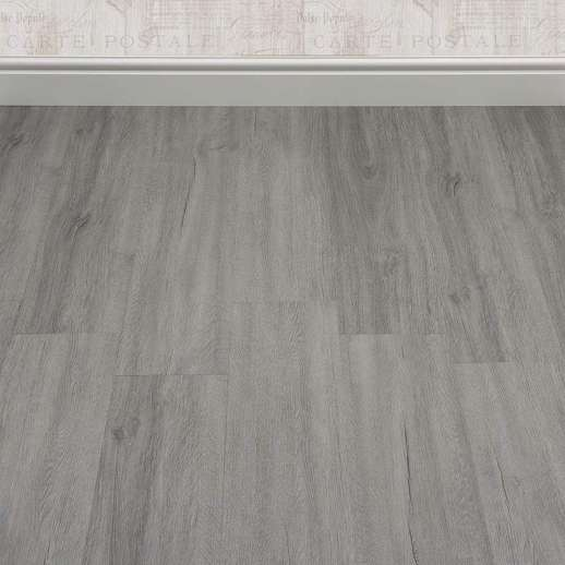 Soft Grey Oak Luxury Vinyl Click