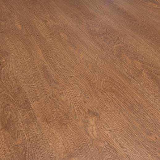 Dark Oak LVT Click
