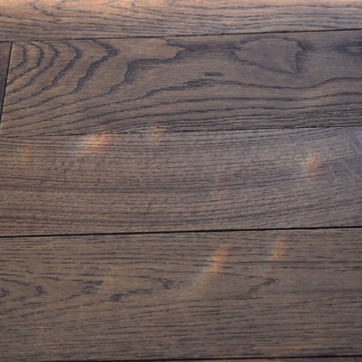 Dark Characteristic Engineered Oak Flooring