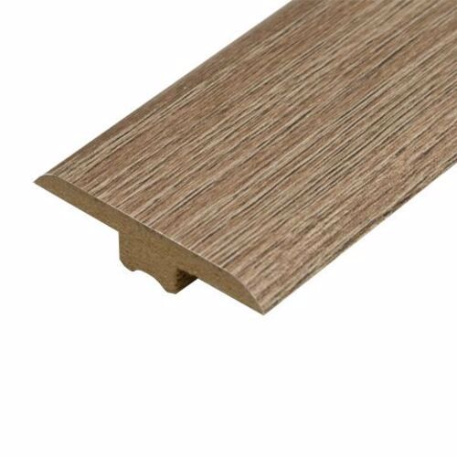 Natural Chestnut Laminate Doorbar - T-Bar 0.9m