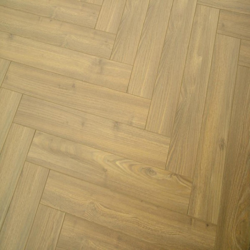 Dusky Oak 12mm Herringbone